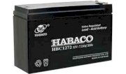 Ắc quy Habaco HBC1272 ( 12V-7.2 Ah)