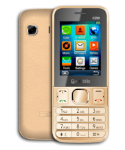 Q-Mobile C250 Brown