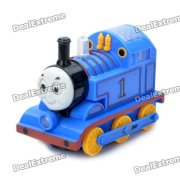 Electric Flashing ABS Thomas The Tank Engine Toy (3 x AA)