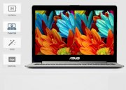 Asus K551LN (Intel Core i7-4500U 1.8GHz, 8GB RAM, 524GB (500GB HDD + 24GB SSD), VGA NVIDIA GeForce GT 840M, 15.6 inch, PC DOS)