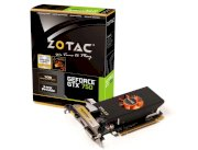 ZOTAC GTX 750 LP (NVIDIA GEFORCE GTX 750, 1GB GDDR5, 128bit, PCI x16 3.0)