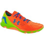 Under Armour SpeedForm Apollo Men's Blaze/Hyper Green/Electric Blue