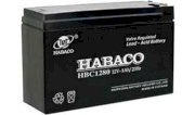 Ắc quy Habaco HBC1280 ( 12V-8.0 Ah)