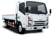Xe tải JAC HFC1044K-D3850 2.5T Chassis (2012)