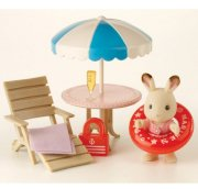 Sylvanian Families Cherries Day At The Seaside