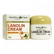 Kem nhau thai cừu HEALTHY CARE LANOLIN CREAM 100G