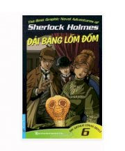 The best graphic novel adventures of sherlock holmes - tập 6: dải băng lốm đốm