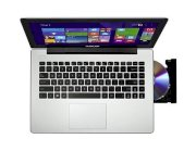 Asus X453MA-WX059D (Intel Celeron Dual Core N2830 2.16GHz, 2GB RAM, 500GB HDD, VGA Intel HD Graphics, 14.0 inch, Free Dos)