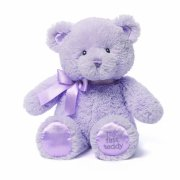 Gund Baby Gund My 1st Teddy Plush Toy, Lavender, 10""
