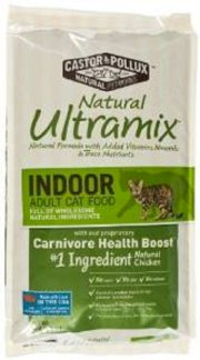 Castor & Pollux Natural Ultramix Dry Cat Food, 15 Pound Bag
