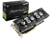Inno3D GeForce GTX 760 HerculeZ 3000 (NVIDIA GeForce GTX 760, Ram 4GB DDR5, 256-bit, PCI Express 3.0)