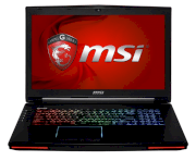 MSI GT72 Dominator-214 (Intel Core i7-4710HQ 2.5GHz, 16GB RAM, 1128GB (128GB SSD + 1TB HDD), VGA NVIDIA GeForce GTX 970M, 17.3 inch, Windows 8.1)
