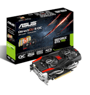 ASUS GTX760-DC2OC-2GD5 (NVIDIA GeForce GTX 760, 2GB GDDR5, 256-bit, PCI Express 3.0)