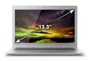 Toshiba CB35-B3330 Chromebook 2 (Intel Celeron N2840 2.16GHz, 2GB RAM, 16GB SSD, Intel HD Graphics, 13.3 inch, Chrome OS)