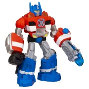 Transformers Playskool Heroes Rescue Bots Energize Electronic Optimus Prime Figure