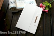 Bao da PU Leather Tablet Acer Iconia A1-811 (Trắng)