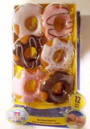 Just Like Home Mix 'n Match Donuts (Colors/Styles Vary)