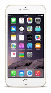 Apple iPhone 6 Plus 128GB Gold (Bản Lock)