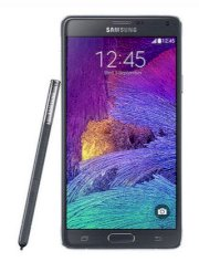 Samsung Galaxy Note 4 LTE-A Charcoal Black
