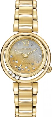 Citizen Women's Sunrise Analog Japanese Watch, 29mm 63300
