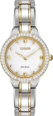 Citizen Women's Silhouette Display Japanese Watch, 27mm 63309