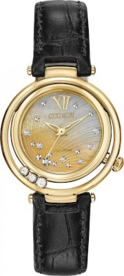 Citizen Women's Sunrise Analog Japanese Watch 30mm 63299