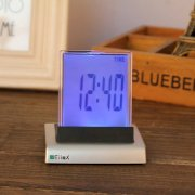 Eiiox Large Digital LED LCD Display Screen Desk Alarm Clock/nice Christmas Present