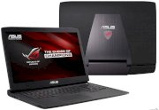 Asus G751JT-T7043D (Intel Core i7 4710HQ 2.5GHz, 16GB RAM, 1TB HDD + 128GB SSD, VGA NVIDIA GeForce GTX 970M, 17.3 inch, DOS)