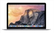 Apple The New Macbook (MF855SA/A) (Early 2015) (Intel Core M-5Y31 1.1GHz, 8GB RAM, 256GB HDD, VGA Intel HD Graphics 5300, 12 inch, Mac OSX 10.6 Leopard) - Silver