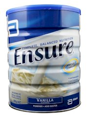Sữa Ensure Vanilla (900g)