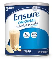Sữa bột Ensure Original Nutrition Powder Vanilla 250 Calories (397g)