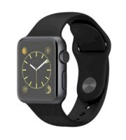 Đồng hồ thông minh Apple Watch Sport 42mm Space Gray Aluminum Case with Black Sport Band