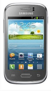 Samsung Galaxy Young S6310 (GT-S6310) Silver