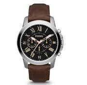 Fossil Mens GRANT Watch 44mm 54334