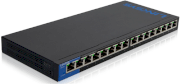 Linksys LGS116 16-Port Desktop Gigabit Switch