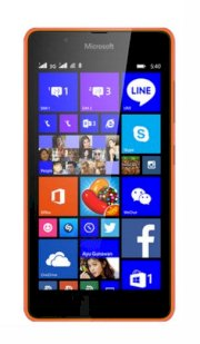 Microsoft Lumia 540 Dual SIM Orange