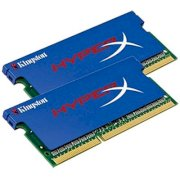 Kingsston 4GB DDR3-1600MHz Non-ECC CL9 Sodimm (Kit of 2) (KHX1600C9S3K2/4GX)