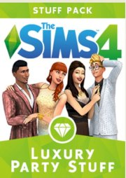 The Sims 4: Luxury Party Stuff (PC)
