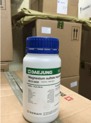 Daejung Magnesium sulfate anhydrous powder 99.0~101% - 1kg (10034-99-8)