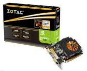 Card màn hình ZOTAC GeForce GT 730 (ZT-71103-10L) (Nvidia GeForce GT 730, 2GB DDR3, 128-bit, PCI Express 2.0 x16)