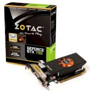 Card màn hình ZOTAC GeForce GTX 750 (ZT-70702-10M) (NVIDIA GeForce GTX 750, 1GB GDDR5, 128-bit, PCI Express 3.0 x16)