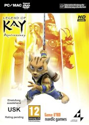 Phần mềm game Legend of Kay Anniversary (PC)