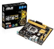 Mainboard Asus H81M-CS