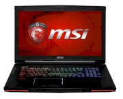 MSI GT72 Dominator G-1445 (Intel Core i7-5700HQ 2.7GHz, 16GB RAM, 1TB HDD, VGA NVIDIA Geforce GTX 970M, 17.3 inch, Windows 8.1)