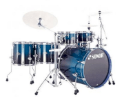 Trống Sonor Drum Set Essential Force ESF 11 Stage S Drive NM