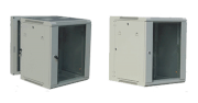 Telemax Double Section Wall Mounted Cabinet TM07WMC066