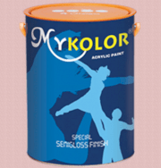 Sơn Mykolor Semigloss Finish 4.375L