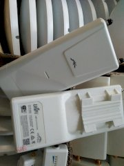 UBNT UniFi Outdoor+ (UAP-Outdoor+) 2.4ghz Outdoor AP 28dbm with RP-SMA 7dbi antenna