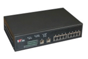 Wintop switch YT-DS-1010-2GF8GE