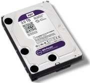 Western Digital Caviar Purple - 3TB - IntelliPower - 64MB cache - Sata 6 Gb/s (WD30PURX)